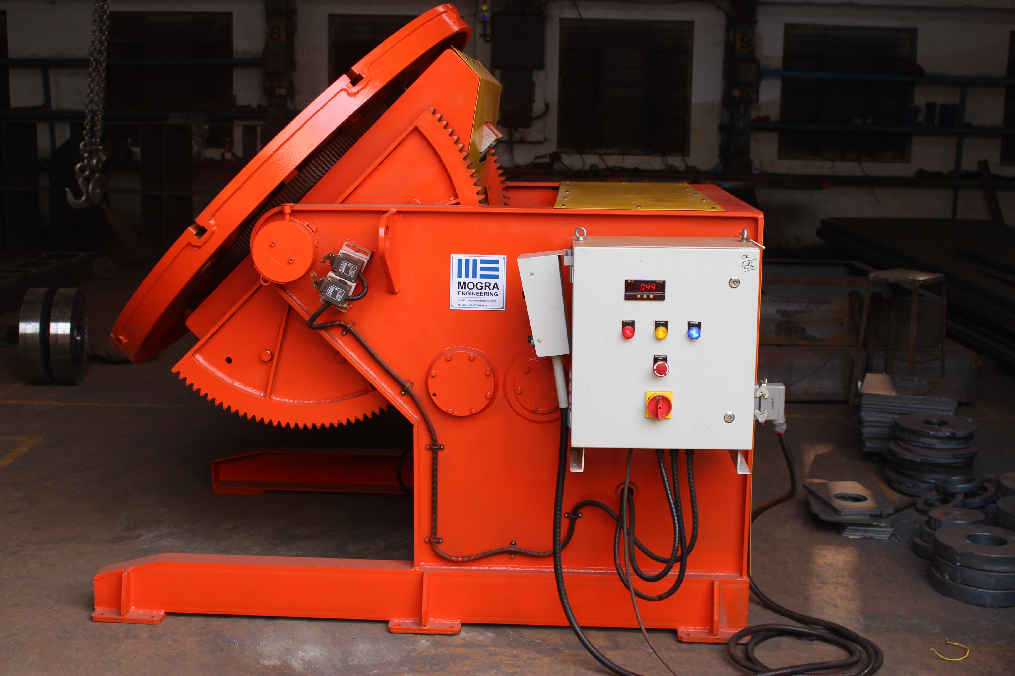 WM-5000 Welding Positioners
