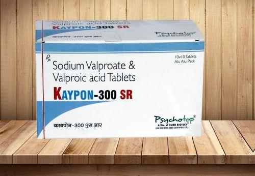 Sodium Valproate & Valproic Acid