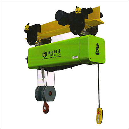 iR Series Wire Rope Hoists
