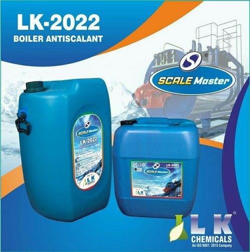 Boiler Antiscalants Certifications: Food Grade