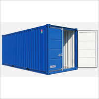 Stainless Steel Cargo Containers