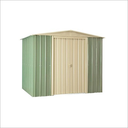Prefabricated Metal Shelters