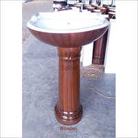 Designer wash basin set