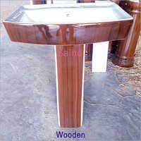 Pedestal Bathroom Wash Basin