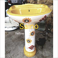 WALKER YELLOW DESIGNER VITROSA SET