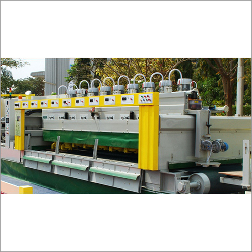 Automatic Line Polisher