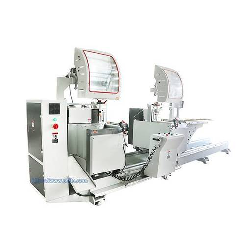 LJZ2C-550X4500 AUTOMATIC HIGH PRECISE DOUBLE HEAD MITRE SAW