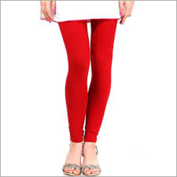 Ladies Lycra Viscose Leggings
