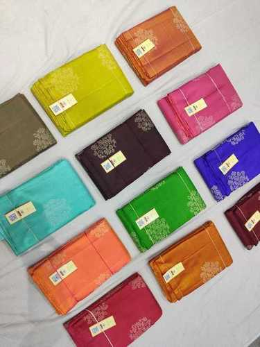 Without Border Pure Silk Saree