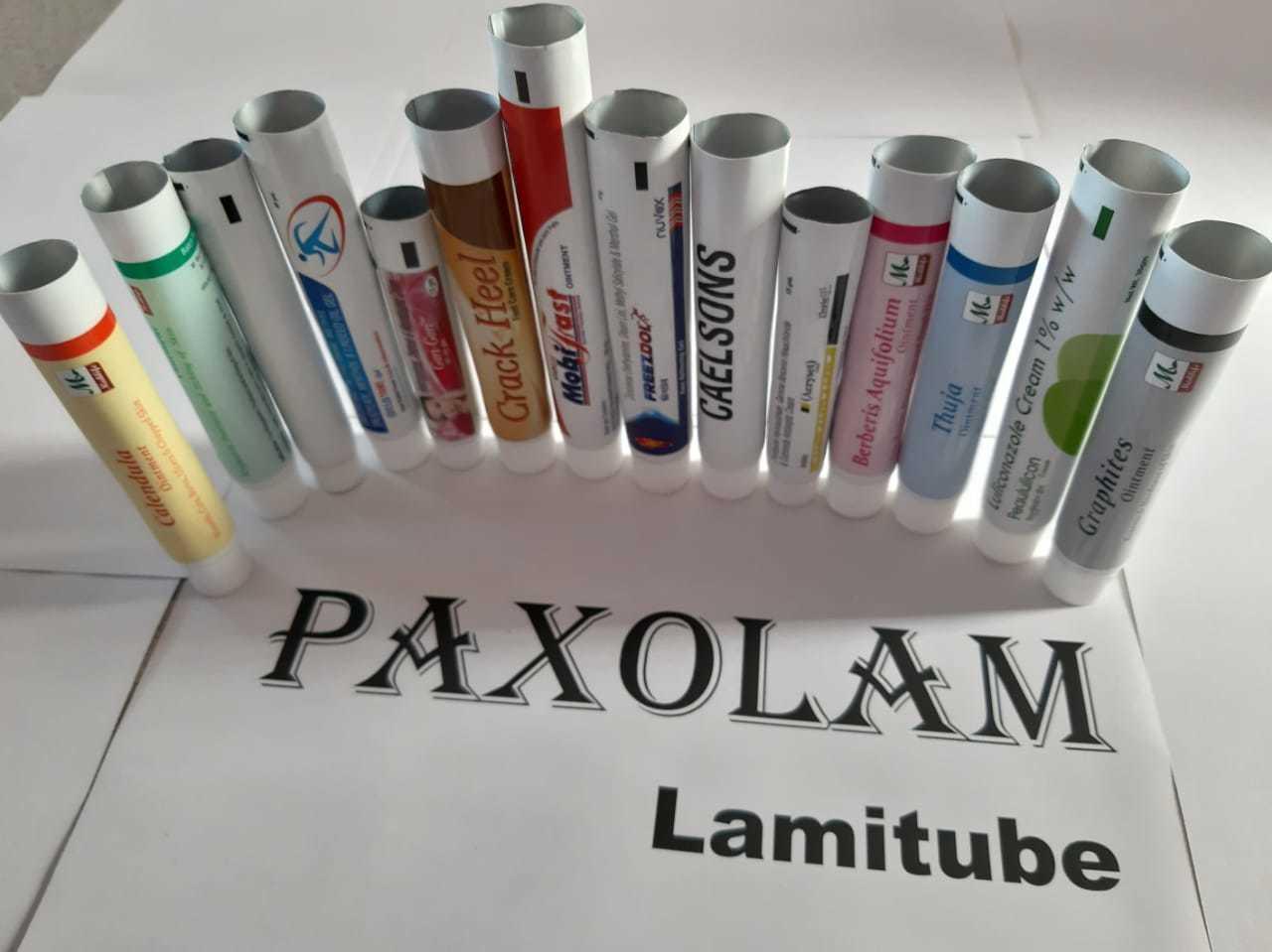 Cosmetic Laminated Tube