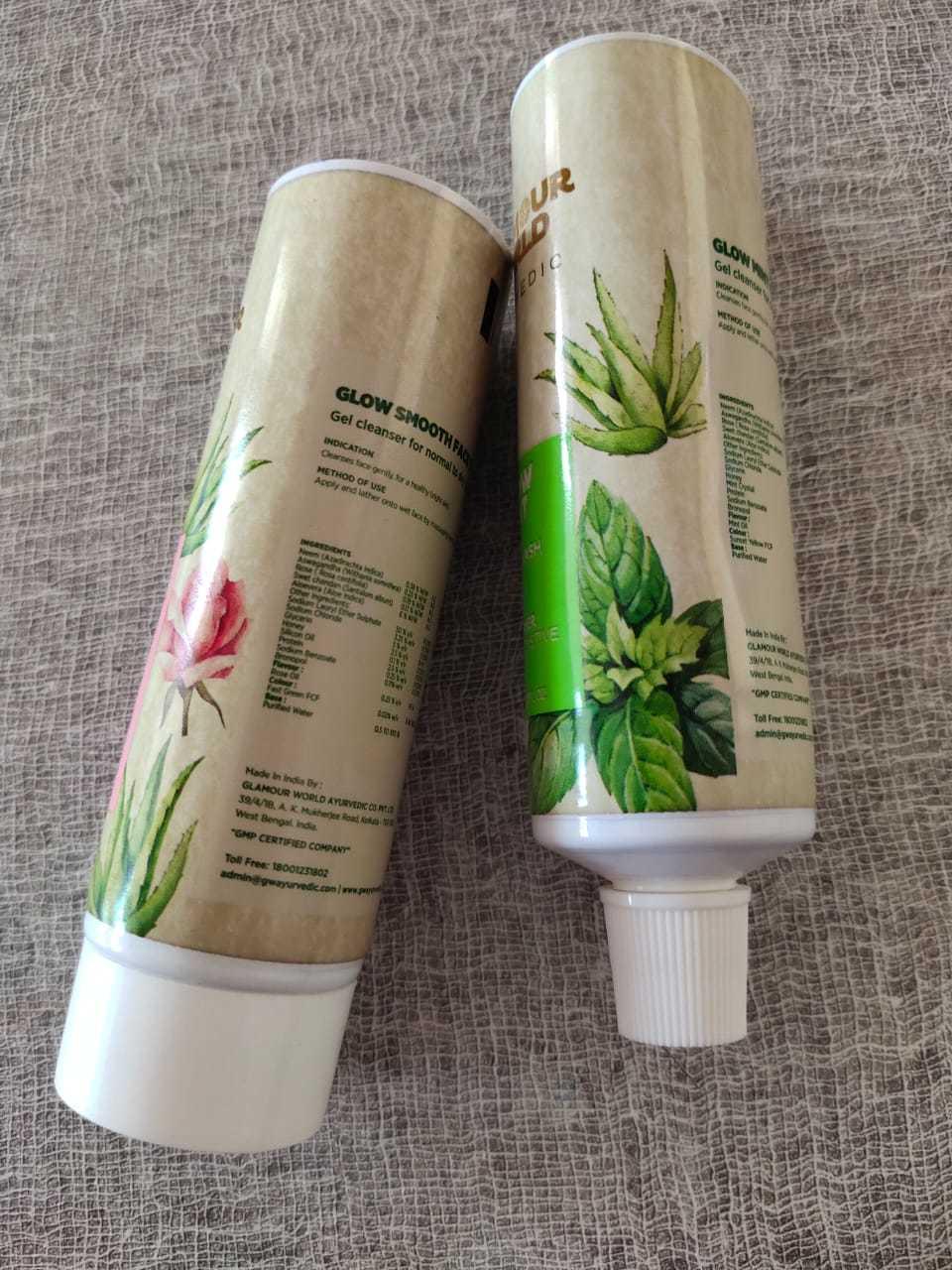 Laminated Packaging tube
