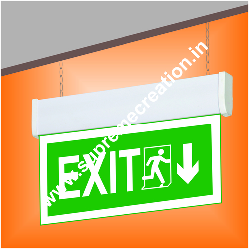 Fire Exit Light