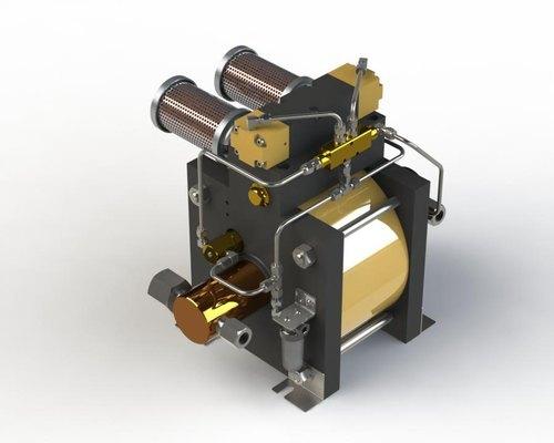 Hydratron Air Driven Liquid Pumps