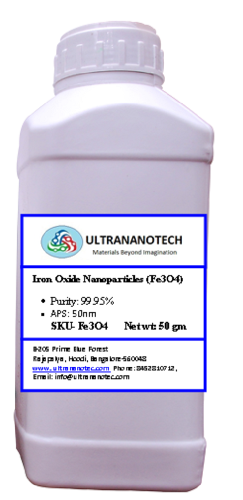 Iron Oxide (Fe3O4) nano powders