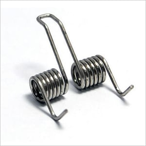 SS Double Torsion Spring