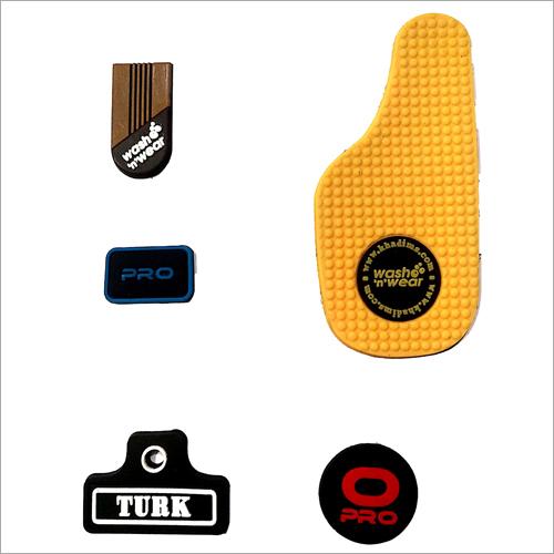 Silicone Rubber Sticker
