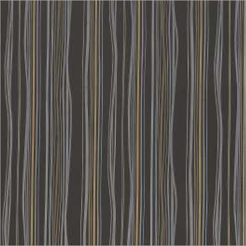 Distinctive Glamour Twist Line Black Plywood