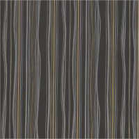 Distinctive Glamour Twist Line Black Plywood