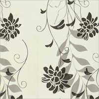 Distinctive Glamour Blossom White Plywood