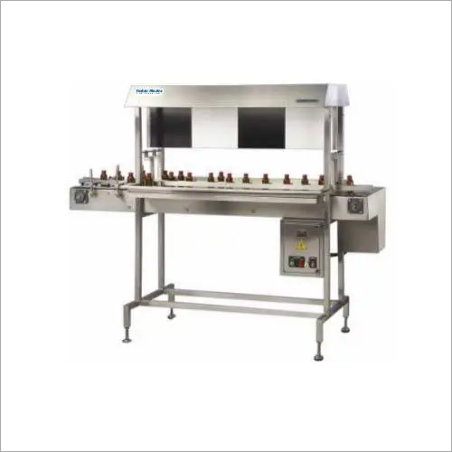 BLACK & WHITE VISUAL INSPECTION TABLE
