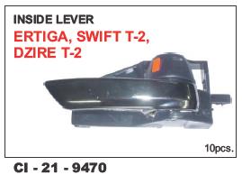 Inside Lever Ertiga, Swift T-2, Dzire T-2 L/R
