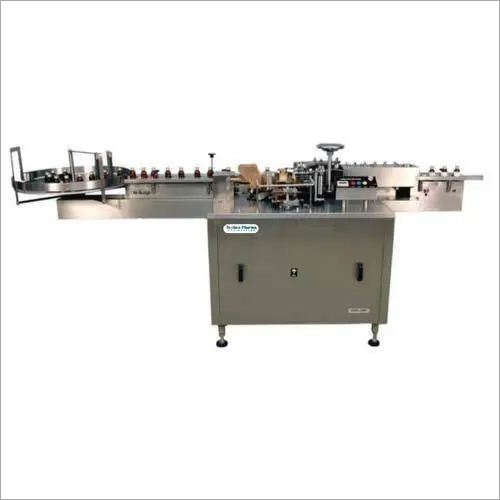 AUTOMATIC HIGH SPEED WET GLUE LABELING MACHINE