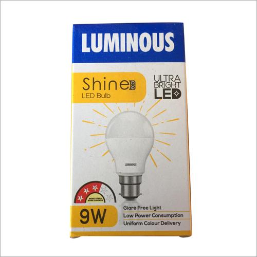 9 W LED Bulb