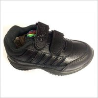 Black School Shoe