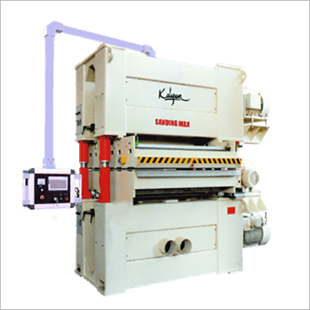 TWO HEAD TOP AND BOTTOM WIDE BELT SANDING MACHINE (KID-1300-RP)