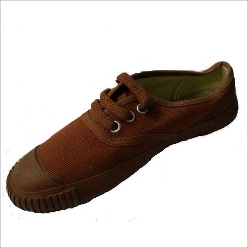 Brown Tennis Shoes