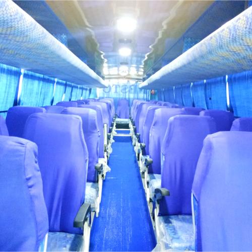 Non Ac Luxury Bus Body