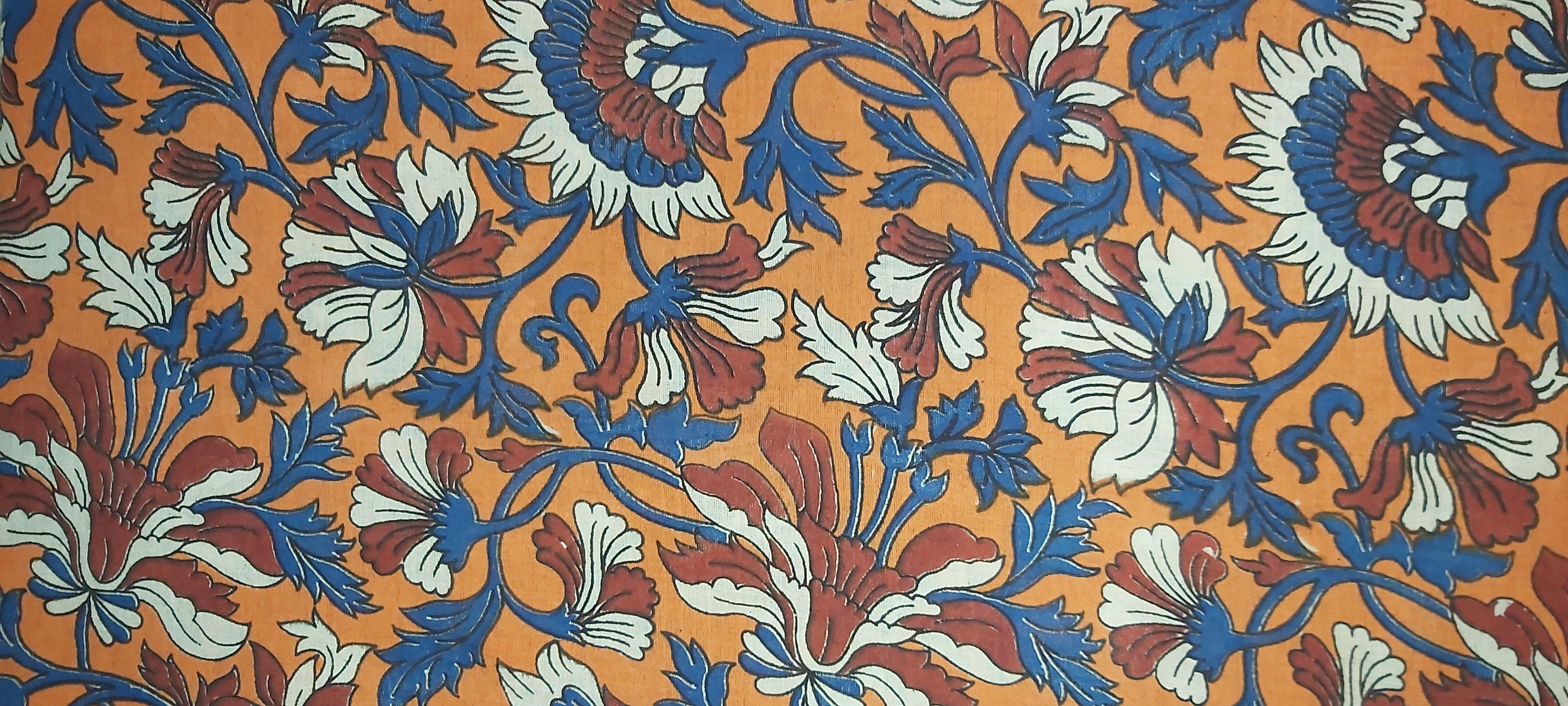 Kalamkari fabric