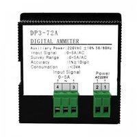 DP3-72A Single Phase Multi-functional Digital Ampere Meter