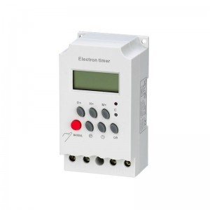 Digital Programmable Time Switch KG316T-II