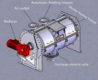 LDH Plough Mixer Machine