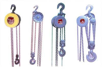 Chain Pulley Block Dealers