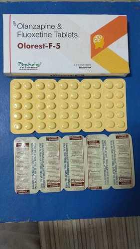 Olanazipine & Fluoxetine Combination