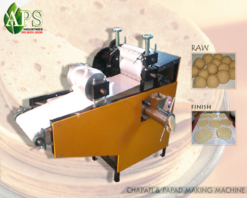 chapati machine