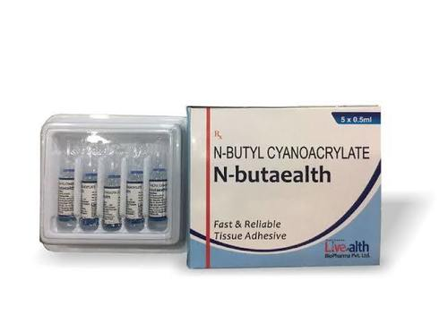 N Butyl Cyanoacrylate Injection