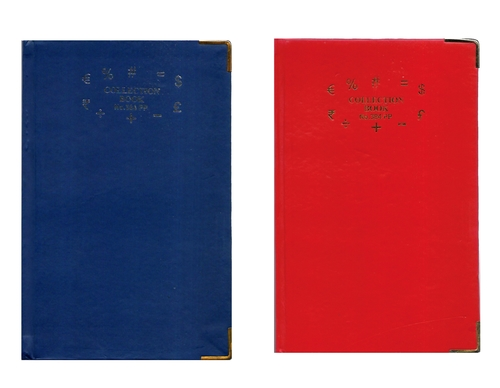 Chief Size Collection Book, 70GSM, 384 Pages