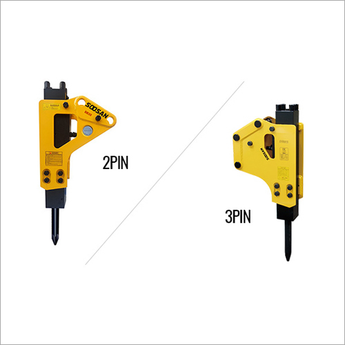 2 Pin 3 Pin Mini Range Breaker