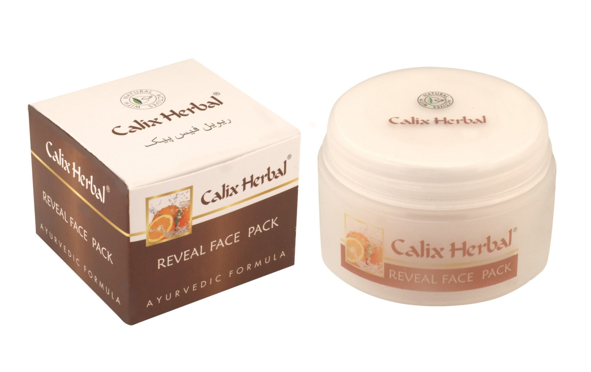 Herbal Reveal Face Pack