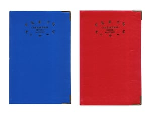 Chief Size Collection Book, 70GSM, 288 Pages