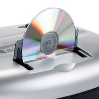 CD Shredder Machine