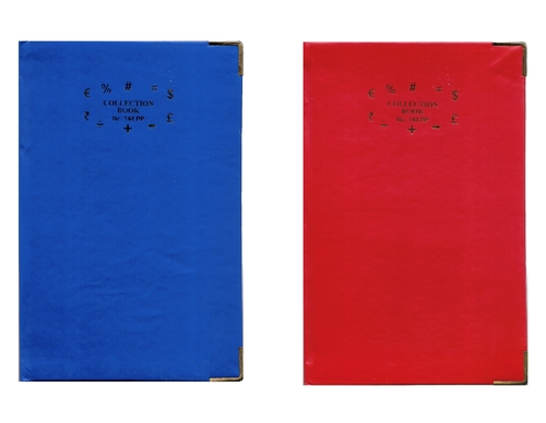 Chief Size Collection Book, 70GSM, 144 Pages
