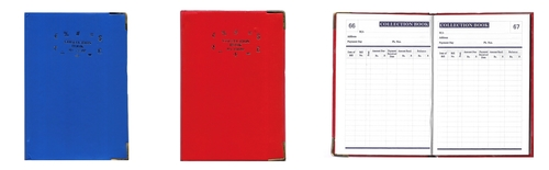 Table Size Collection Book, 70GSM, 144 Pages