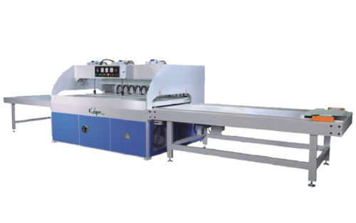 HIGH FREQUENCY EDGE GLUE PRESS (KGW-1030H)