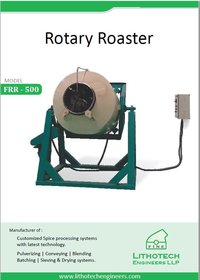 Rotary Roaster