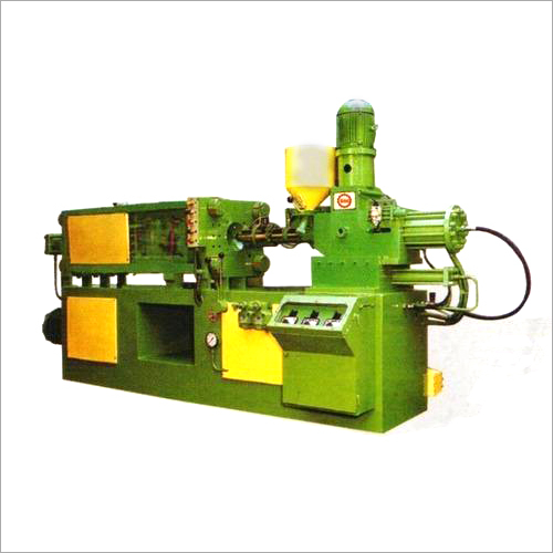 Semi Automatic Injection Moulding Machine