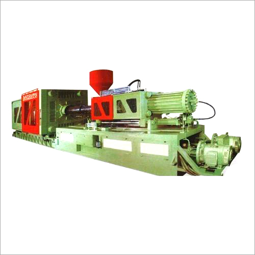 Fully Automatic Three Phase Moulding Machine